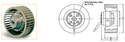 Centrifugal Fan Curve : Single inlet centrifugal blowers cross flow fans